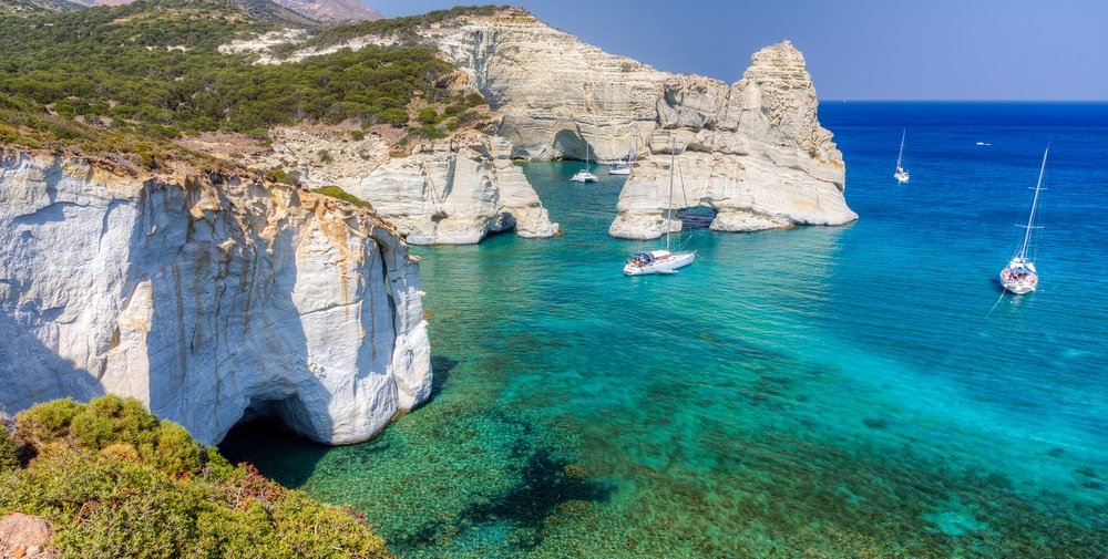 CycladesIslandHopping – Routes, Itineraries & Beaches