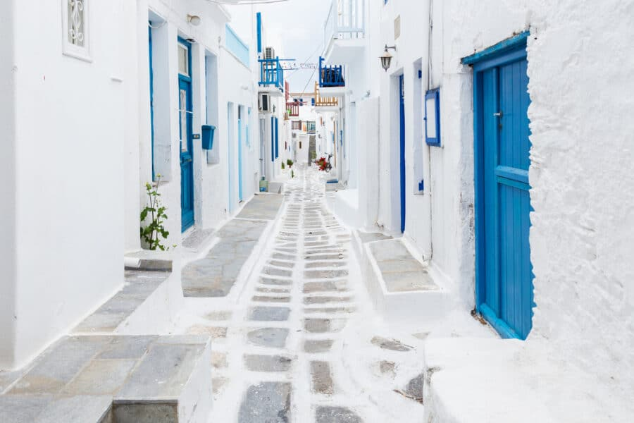 Mykonos To Crete - Crete To Mykonos Guide