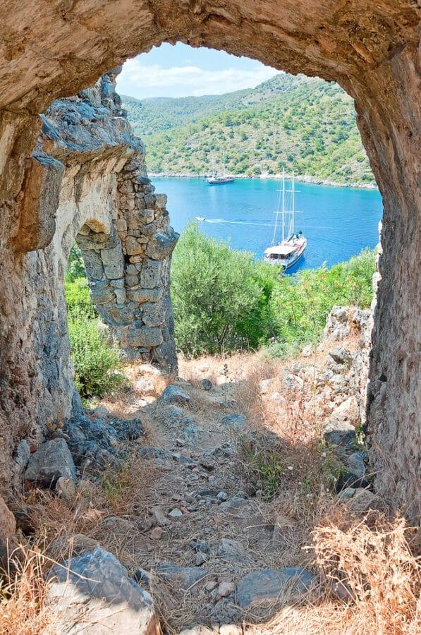 Turkish Islands - Gemiler