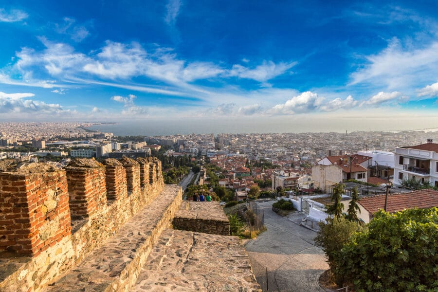 Things to do in Thessaloniki Greece - View