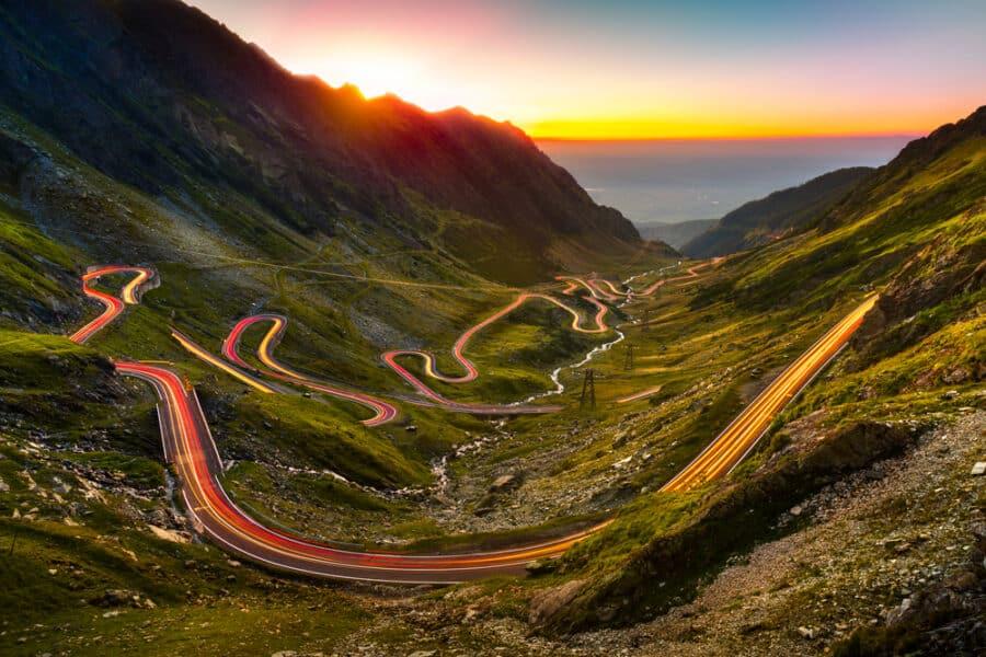 Driving through the Balkans - Your Guide to Driving In The Balkans - Transfagarasan Pass