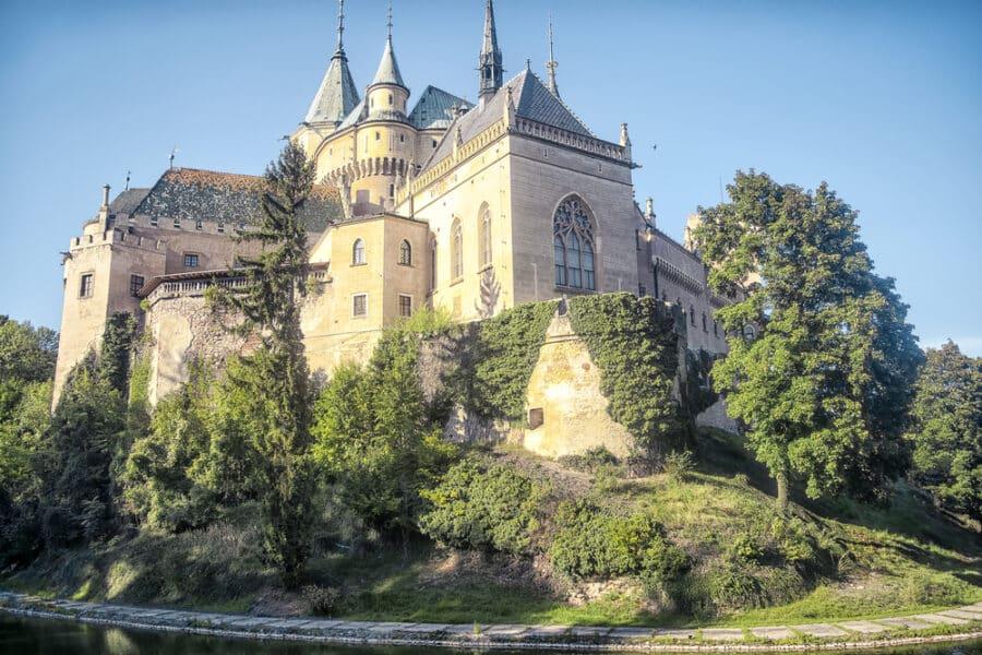 Slovakia Itinerary - Things to do in Slovakia - Bojnice Castle