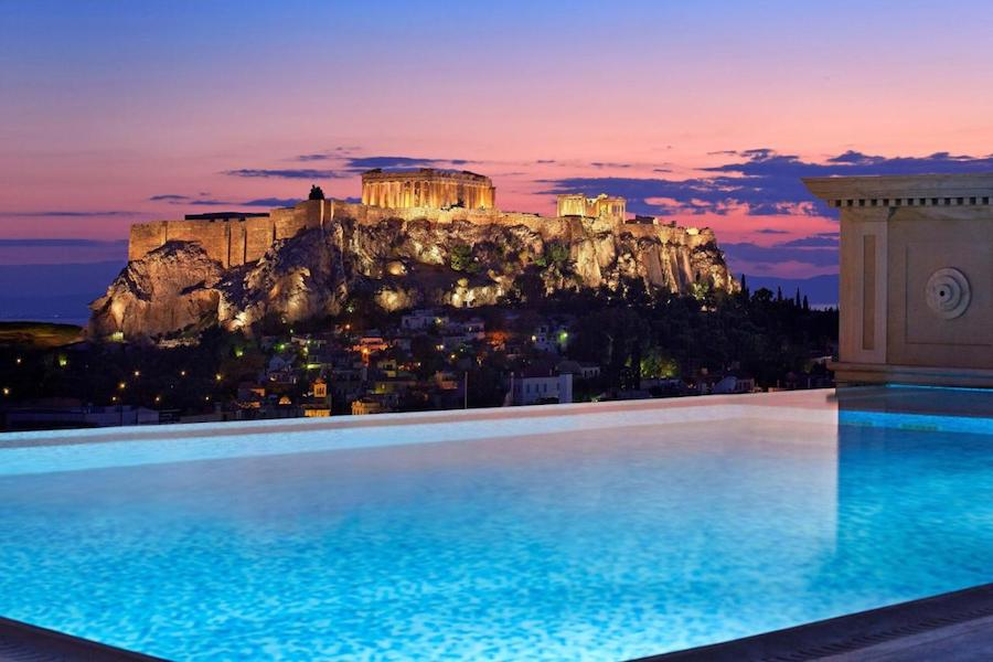 Greece Travel Blog_Best Places To Stay In Athens_Hotel Grande Bretagne