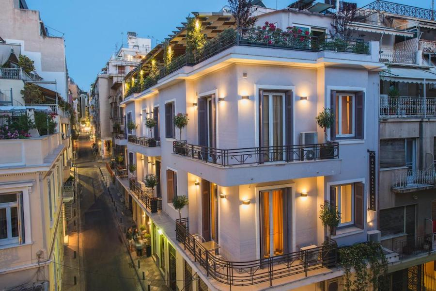Greece Travel Blog_Best Places To Stay In Athens_Kimon Hotel