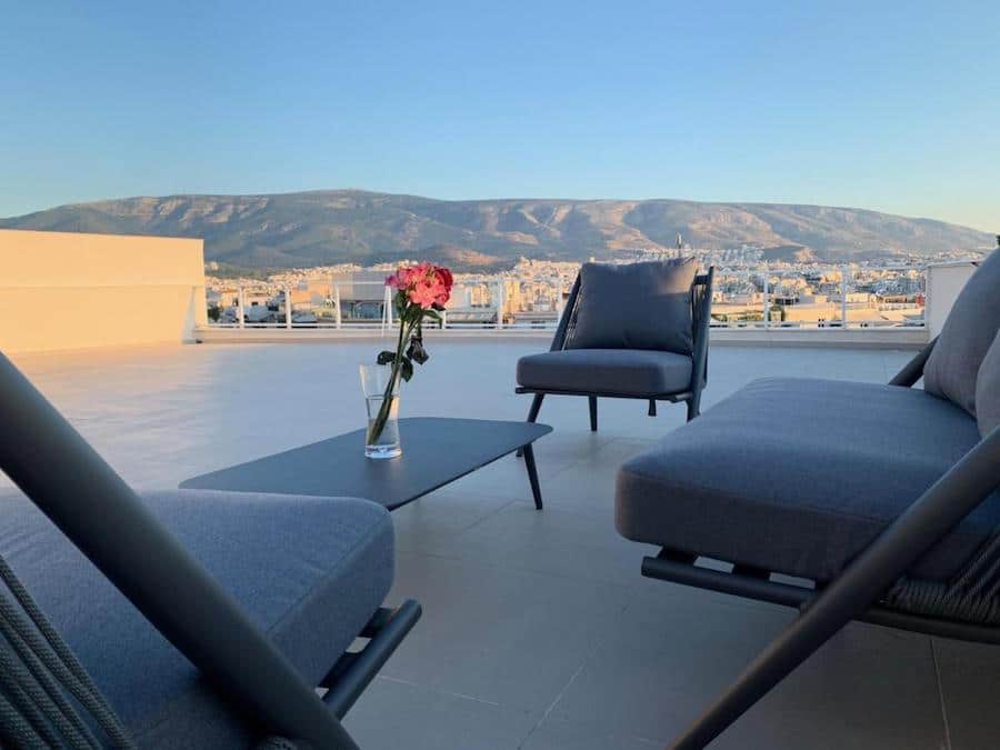 Greece Travel Blog_Best Places To Stay In Athens_Kolonaki Terrace