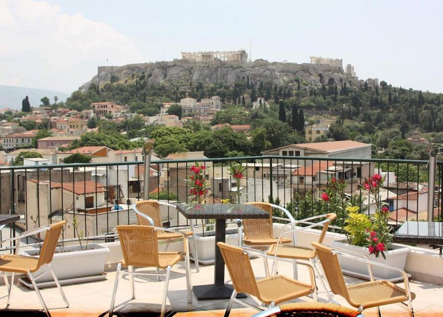 Greece Travel Blog_Best Places To Stay In Athens_Pella Inn Hostel