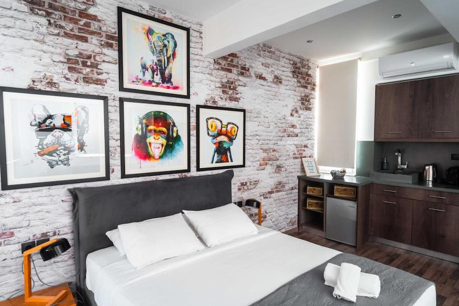 Greece Travel Blog_Best Places To Stay In Athens_The Athens Version Luxury Suites