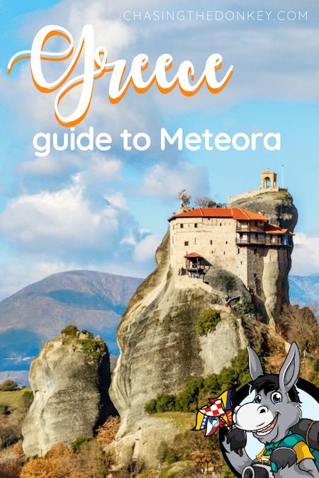 Greece Travel Blog_Guide To Meteora Monasteries