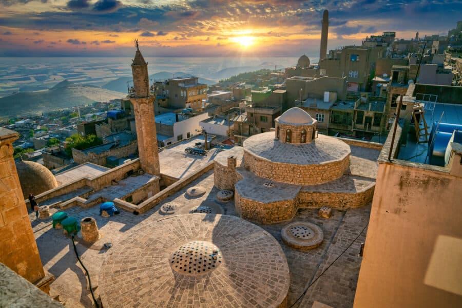 Cities in Turkey - Mardin, Turkey