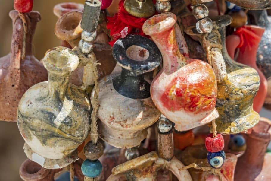 Turkish Souvenirs - Best Gifts From Turkey - Pottery From Cappadocia_avanos ceramics