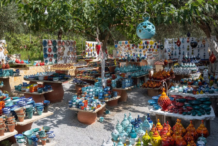 What To Buy In Greece - Ceramics On Crete