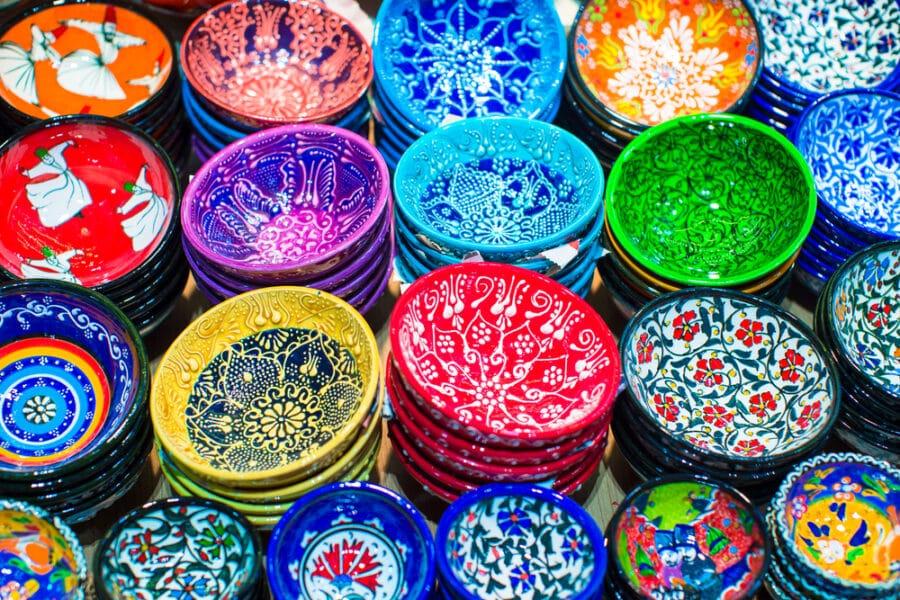 Turkish Souvenirs - Best Gifts From Turkey - Turkish Ceramics