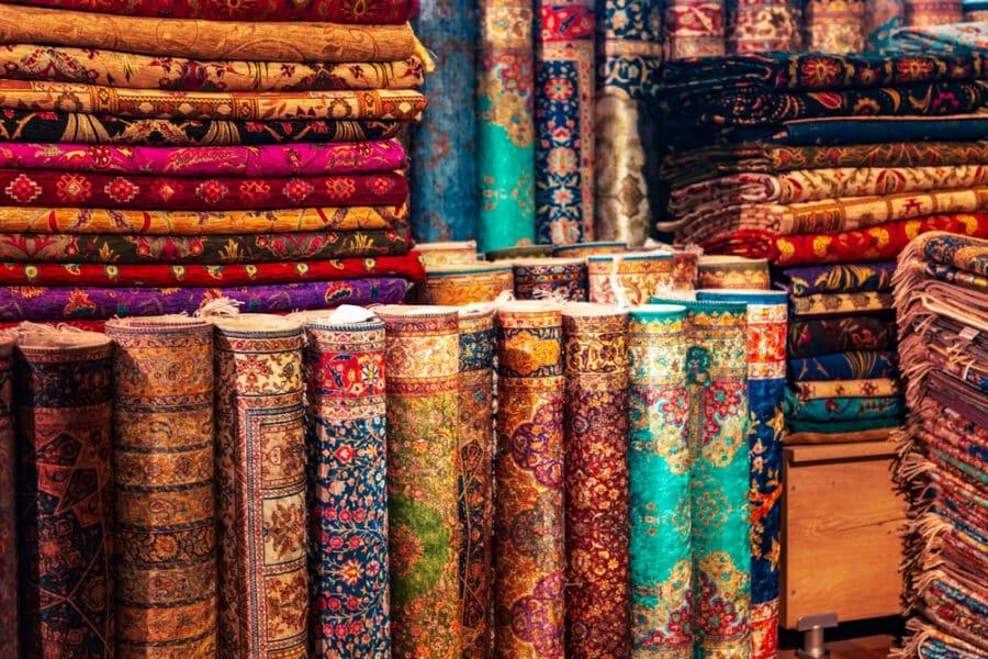 Turkish Souvenirs - Best Gifts From Turkey - Carpets In Turkey