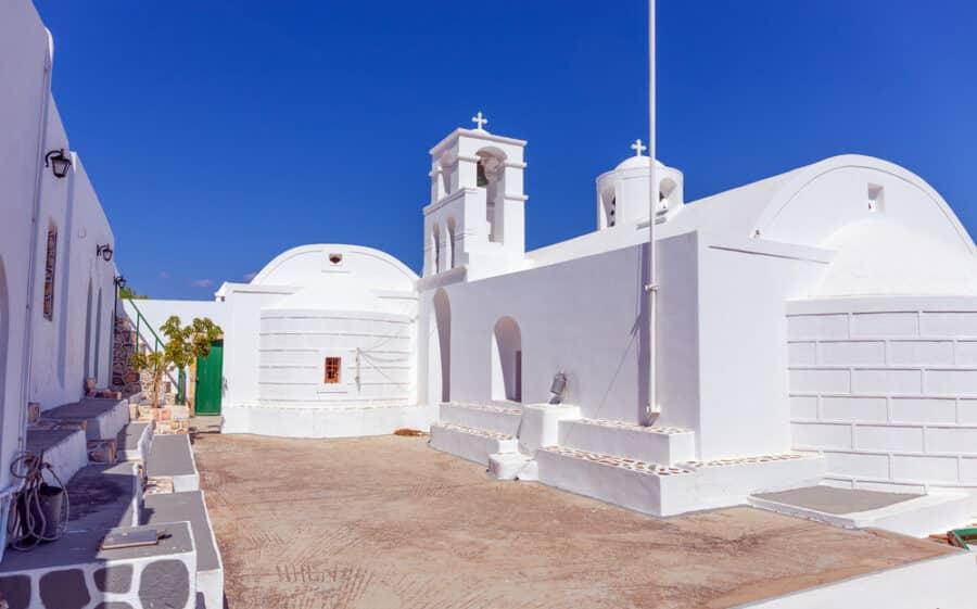 Monastery Of Agios Ioannis Siderianos
