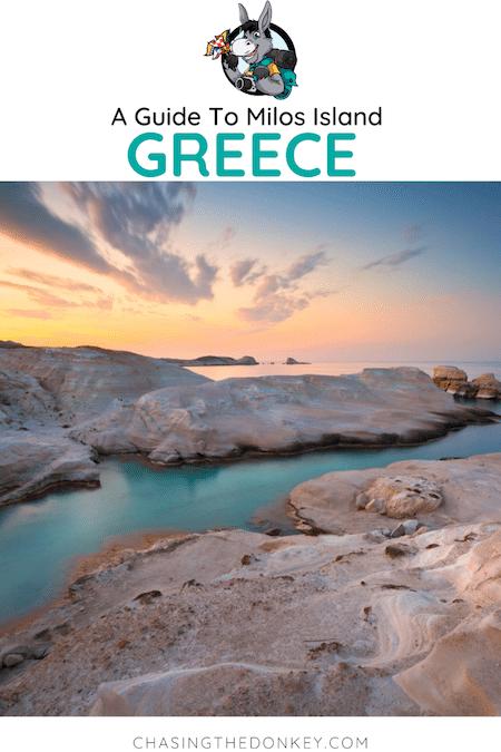 Greece Travel Blog_Guide To Milos Island