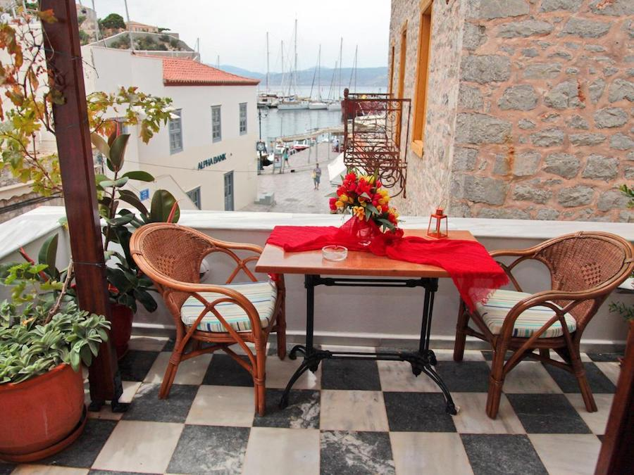 Greece Travel Blog_Saronic Islands Guide_Where To Stay In Hydra_Glaros Guesthouse