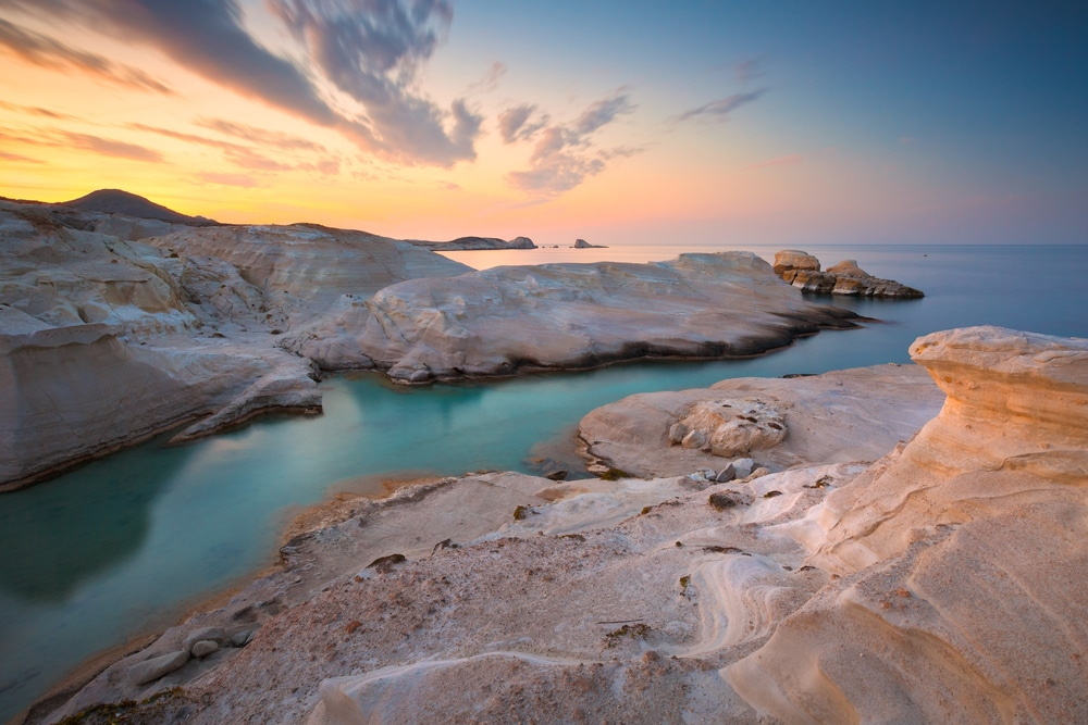 A Guide To Milos Island, Greece