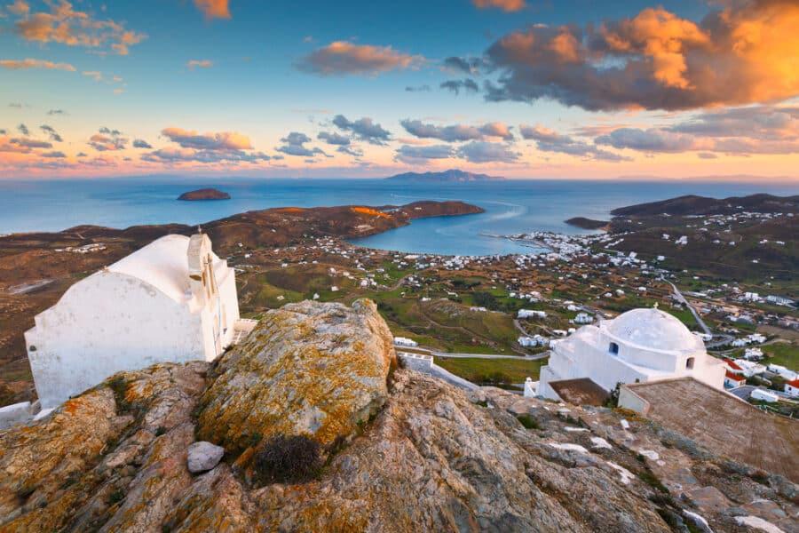 Chora, Serifos Island_Islands Close To Athens