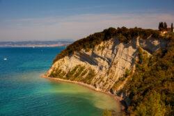 Mesecev Zaliv (Moon Bay) Slovenia Beaches