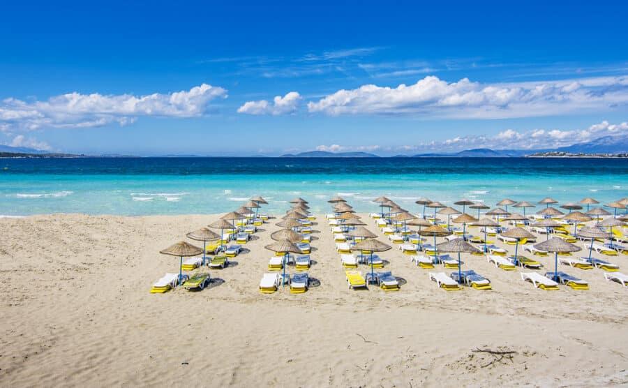 Alacati - Ilica, Beach Turkey