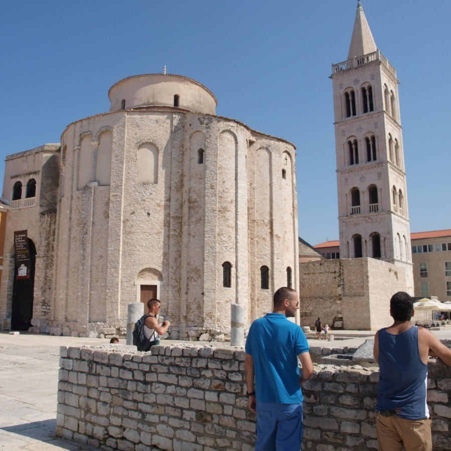 Saint Donut Church Zadar